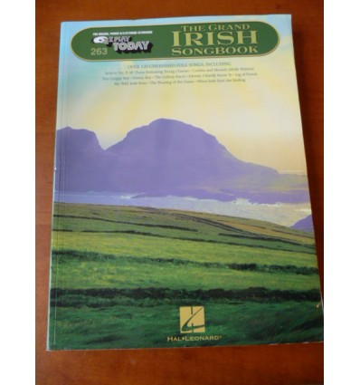 The Grand Irish Songbook - Piano/Vocal/Guitar Songbook