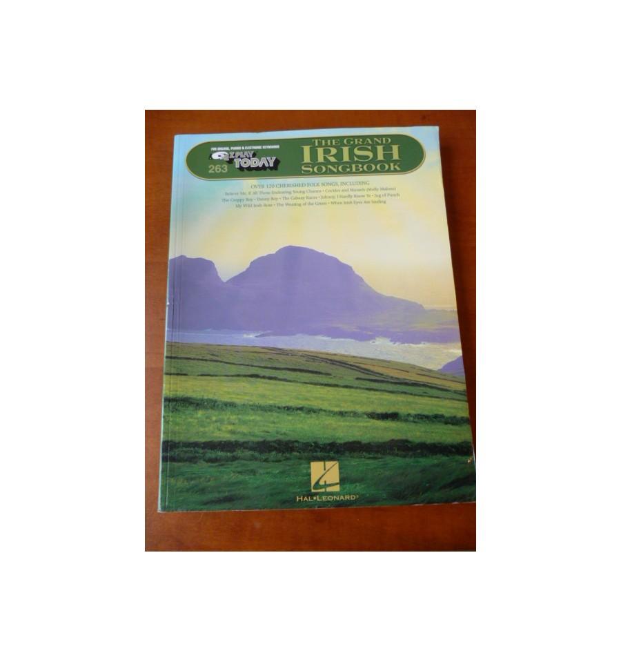 The Grand Irish Songbook - Piano/Vocal/Guitar Songbook