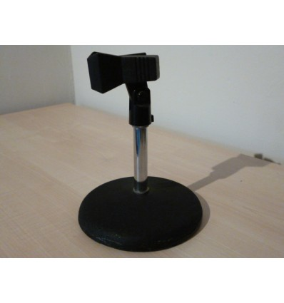 Desk / Table Micophone Stand with Clip