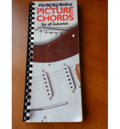 The Gig Bag Book of Picture Chords Guitar Paperback