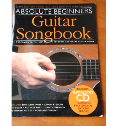 Absolute Beginners Songbook Part 1