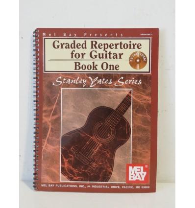 Graded Repertoire for Guitar, Book One (Stanley Yates Series)