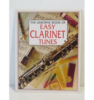Usborne Book of Easy Clarinet Tunes