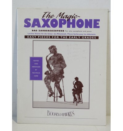 The Magic Saxophone (Alto Saxophone and Piano)