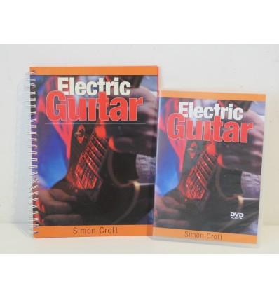 Electric Guitar Book & DVD