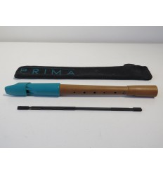 Mollenhauer Prima Soprano/Descant Recorder Wood/Plastic