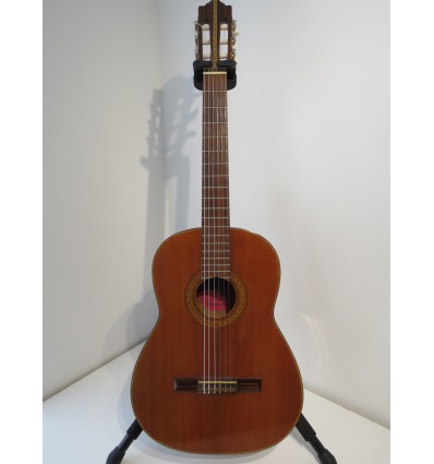 Late 60's / Early 70's CBS Masterwork Classical Guitar with High Action