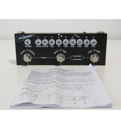 Cube Baby Combined Effects Pedal from Guitar Repair Pro