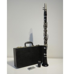 1978 Boosey and Hawkes Emperor Bb Clarinet - Needs One Tenon Cork
