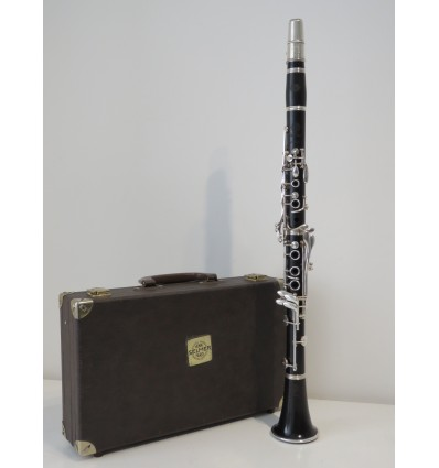 Selmer Prologue Professional Bb Clarinet with Original Case – Stunning