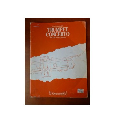 Concerto in E flat for Trumpet - trumpet & piano