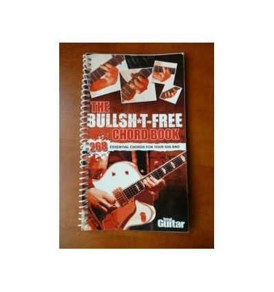 The Bullsh*t-Free Chord Book