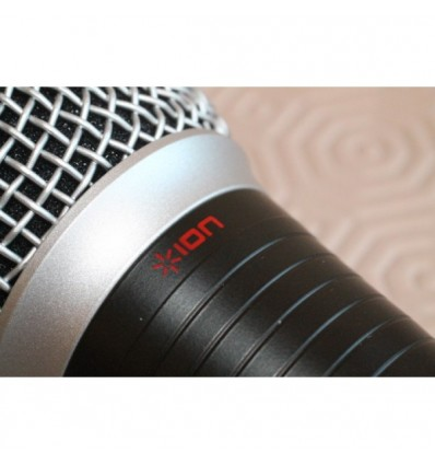 Ion Microphone IMC01 Vocal/Karoake Microphone