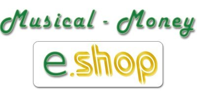 Musical Money E-Shop
